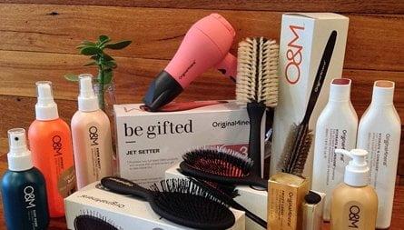 Rhubarb Hair Salon Product